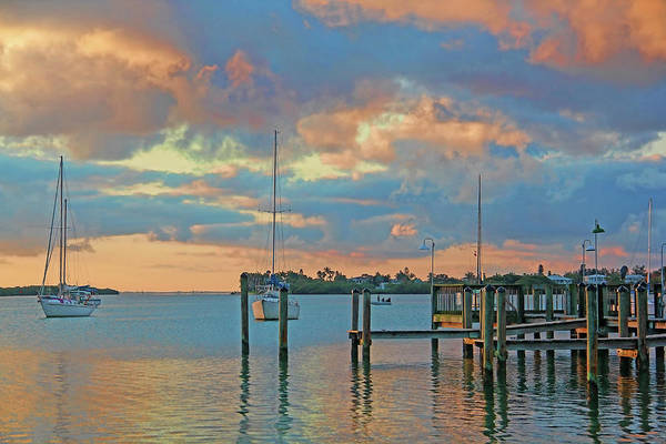Wall Art - Photograph - Morning Pastels by HH Photography of Florida