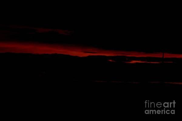 Photograph - Morning Tease by Ann E Robson