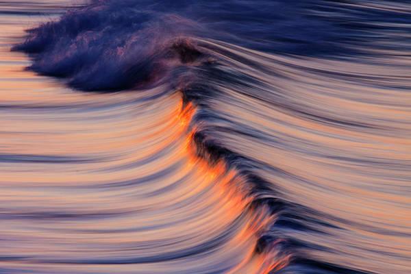 Photograph - Morning Wave by John Rodrigues