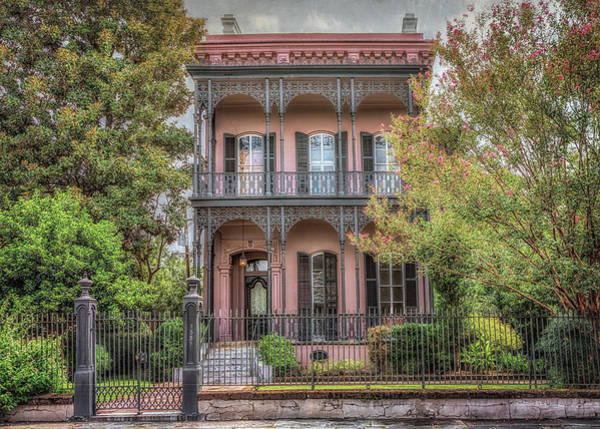 Photograph - Morris Israel House by Susan Rissi Tregoning