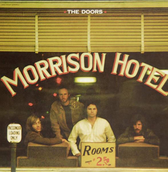 Photograph - Morrison Hotel by Robert VanDerWal