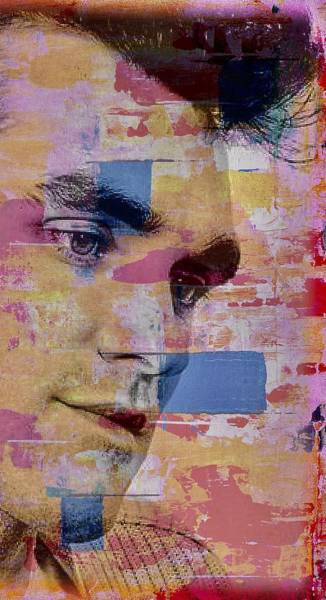 Mixed Media - Morrissey Around Town by Jayime Jean