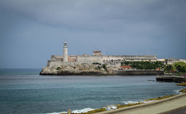 Photograph - Morro Castle Cuba by Mark Duehmig