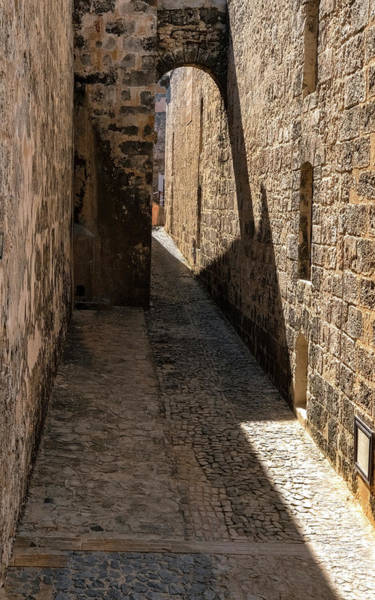 Photograph - Morro Castle Shadows II by Tom Singleton