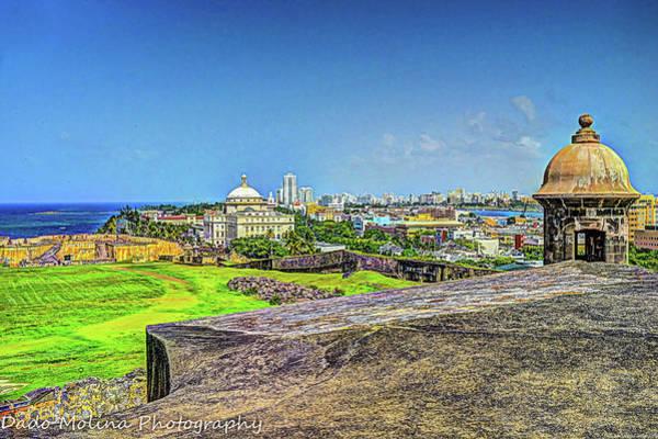 Puerto Rico Photograph - Morro by Dado Molina