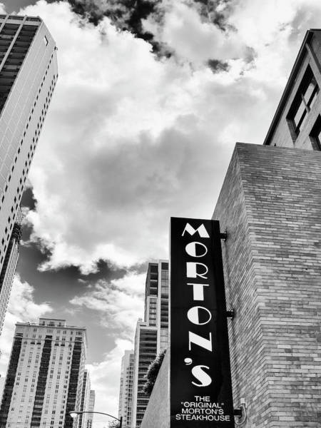 Wall Art - Photograph - Mortons Calling Gold Coast Chicago by William Dey