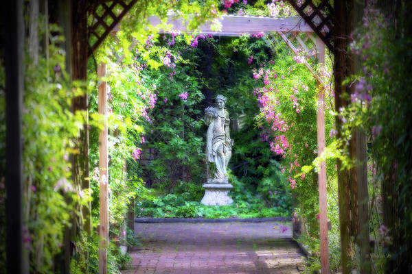 Wall Art - Photograph - Mother's Garden Pano by Brian Wallace