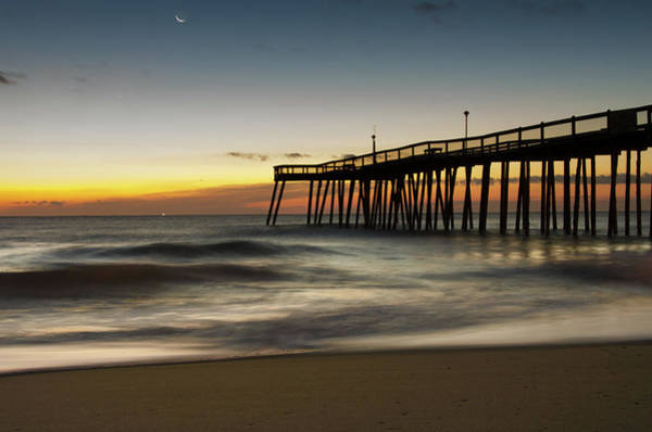Surf City Usa Photograph - Motion Of The Ocean by Melissa Fague