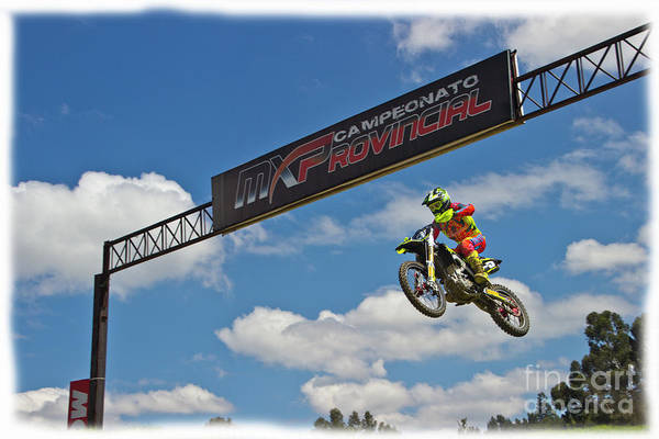 Wall Art - Photograph - Motocross Is Not For Sissies V by Al Bourassa