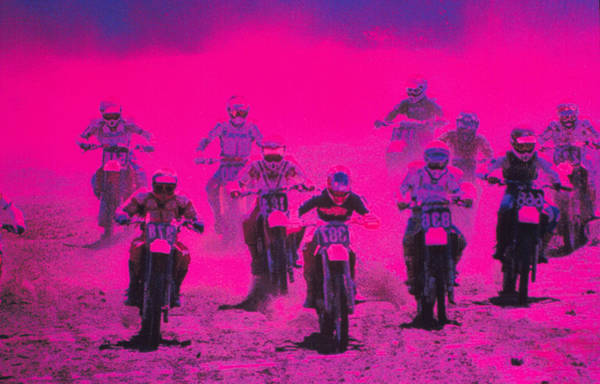 Extreme Sport Photograph - Motocross Racing by Harold Wilion