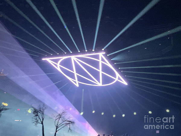 Photograph - Motw Symbol by Mary Mikawoz