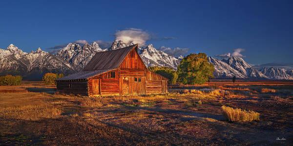 Photograph - Moulton Barn by Chris Steele