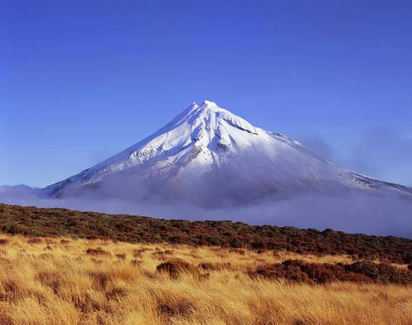 Wall Art - Photograph - Mount Egmont Or Taranaki by James Osmond