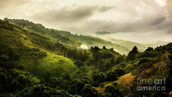 Wall Art - Photograph - Mount In The Mist by Jaturapat Prakhamsai
