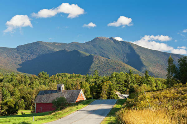 Wall Art - Photograph - Mount Mansfield Scenic by Alan L Graham