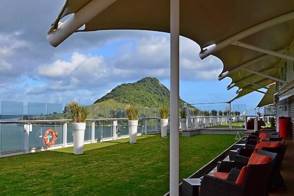 Photograph - Mount Maunganui - New Zealand by KJ Swan