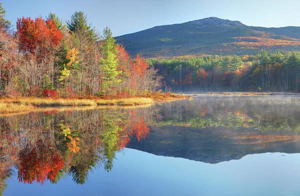 Mount Monadnock In Autumn Art Print