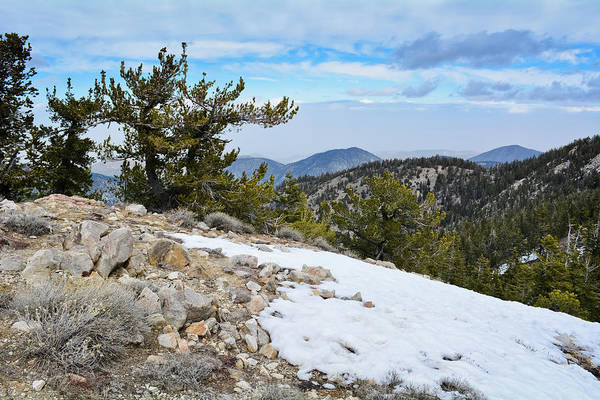 Photograph - Mount Pinos by Kyle Hanson