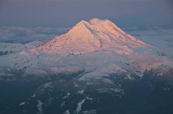 Mount Rainier, Wa Art Print