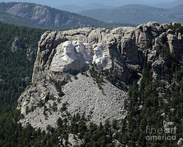 Photograph - Mount Rushmore, 2009 by Carol Highsmith