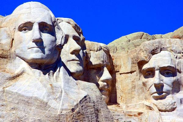 Thomas Jefferson Photograph - Mount Rushmore by J.castro