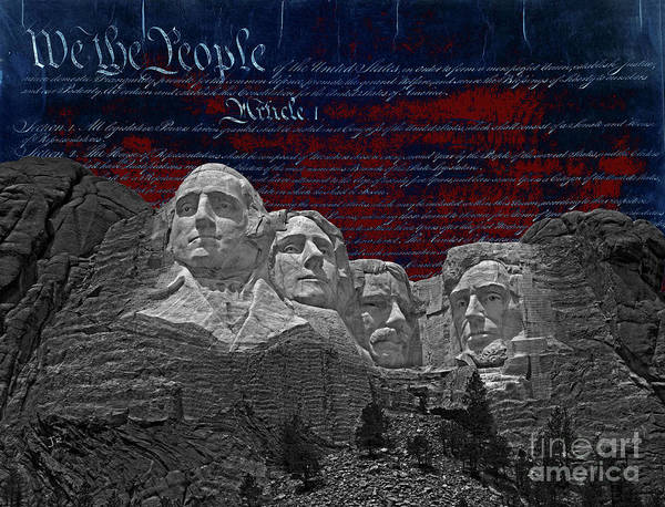 Wall Art - Photograph - We The People by John Stephens