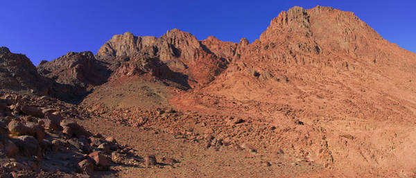 Photograph - Mount Sinai by Sun Travels
