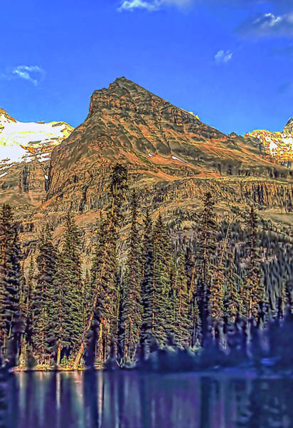 Wall Art - Photograph - Mount Yukeness by Steve Harrington