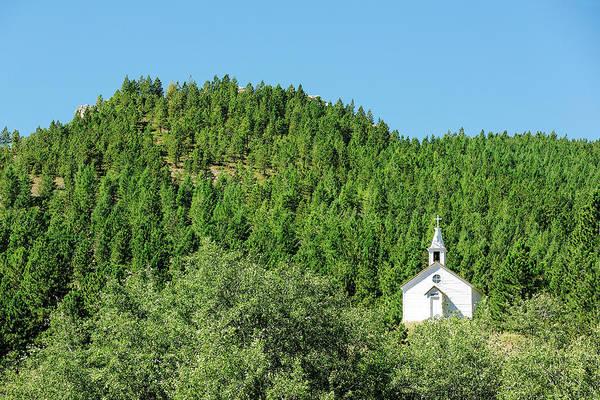 Photograph - Mountain Church by Todd Klassy