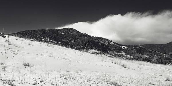 Photograph - Mountain Clouds by Dan Urban