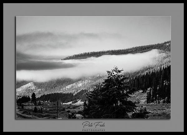 Photograph - Mountain Mist by Pete Federico