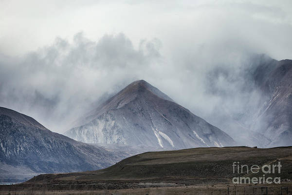 Wall Art - Photograph - Mountain Moods by Evelina Kremsdorf