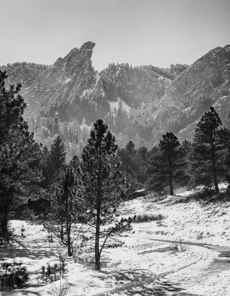 Photograph - Mountain Peak by Dan Urban