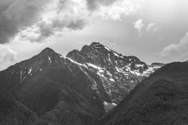 Photograph - Mountain Shadows by Kristopher Schoenleber