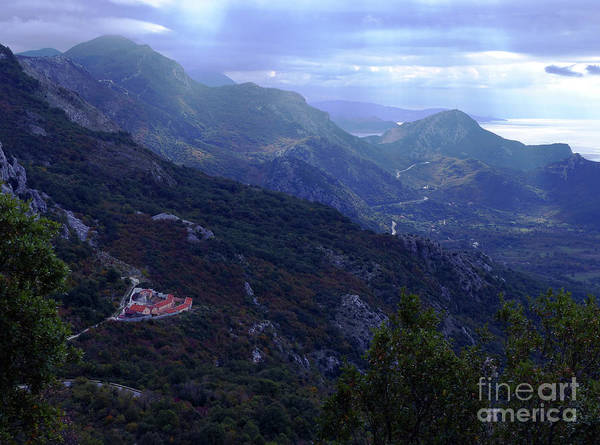 Photograph - Mountain To Sea - Montenegro by Phil Banks