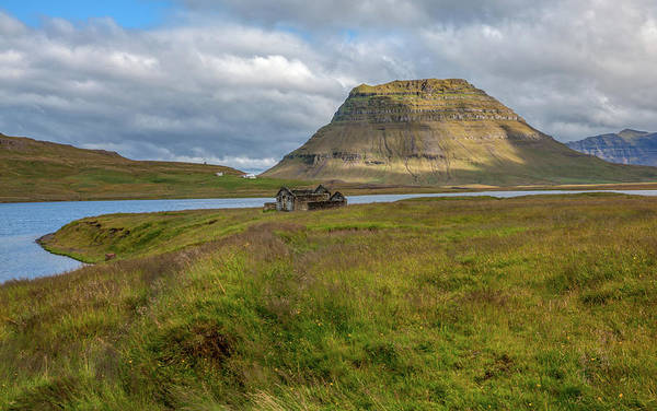 Photograph - Mountain Top Of Iceland by David Letts