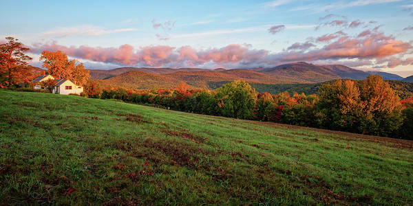 Photograph - Mountain View by Jeff Sinon