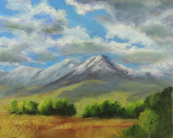 Painting - Mountain View by Marsha Karle