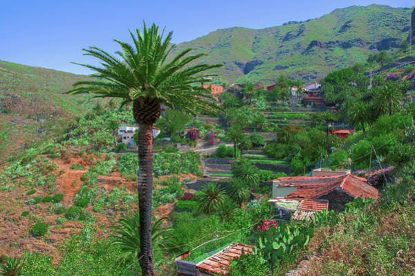 Photograph - Mountain Village Masca by Sun Travels