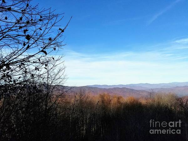 Photograph - Mountains For Miles by Rachel Hannah