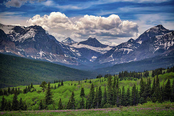Wall Art - Photograph - Mountains' Majesty by Rick Berk
