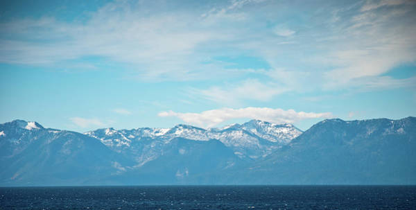 Lake Tahoe Photograph - Mountains Of Lake Tahoe by Buburuzaproductions