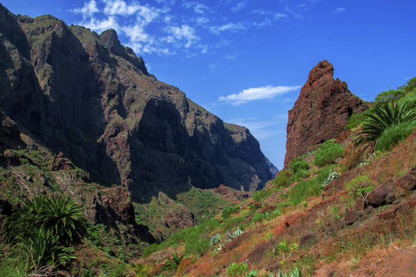 Photograph - Mountains Of The Teno Massif Near Masca by Sun Travels