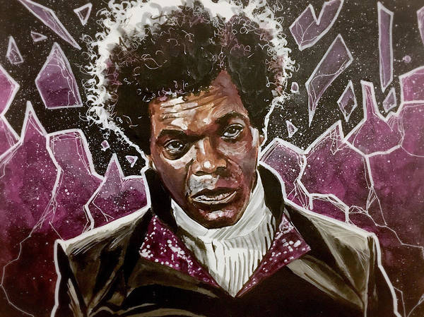 Painting - Mr Glass by Joel Tesch