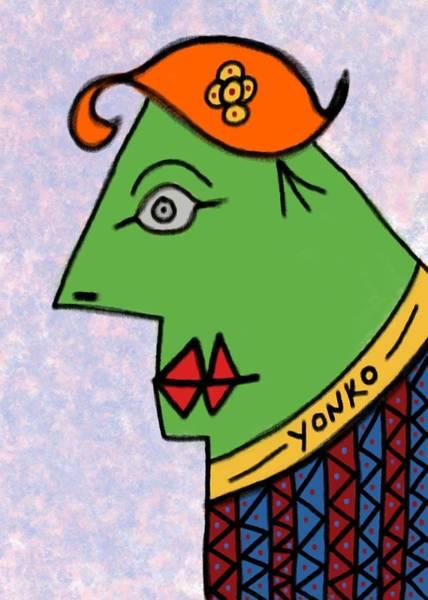 Painting - Mr. Yonko Thirty Six by Mr Yonko
