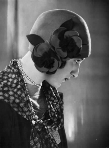 Headshot Photograph - Mrs Comadi by Sasha