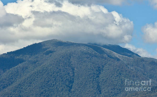 Photograph - Mt Bogong Beauty The Clouds by Joy Watson