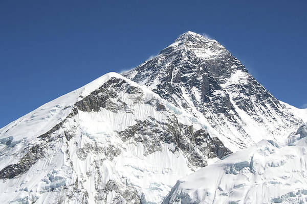 Nepal Wall Art - Photograph - Mt. Everest by Pal Teravagimov Photography