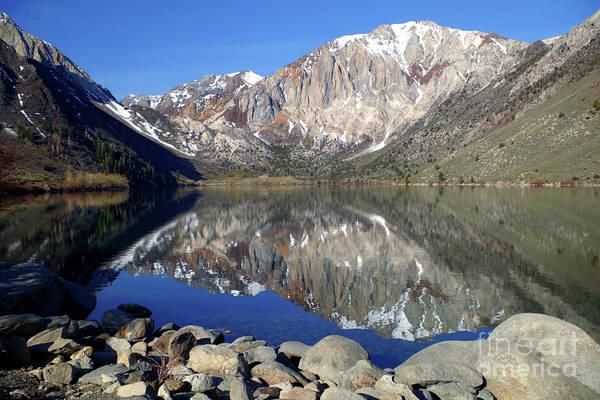 Wall Art - Photograph - Mt. Laurel Reflection by Douglas Taylor