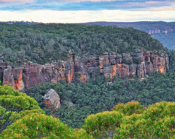 Photograph - Mt Piddington - Nsw - Australia by Steven Ralser